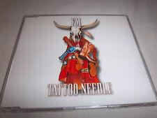 FM-TATTOO NEEDLE 3 TRACKS Aor, Hard Rock, Melodic Rock...... MINT UK CD