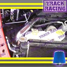02-10 DODGE RAM150025003500 3.74.75.7L V6V8 COLD AIR INTAKE KIT Black Blue