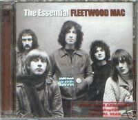 FLEETWOOD MAC THE ESSENTIAL 2 CD SET SEALED NEW BEST