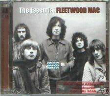 FLEETWOOD MAC THE ESSENTIAL 2 CD SET SEALED NEW BEST