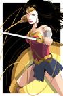 Wonder Woman by Craig Drake Ltd x/325 Screen Print Poster Art MINT Mondo Movie