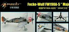 Merit 60031 Focke-wulf Fw190a-5 Major Graf In 1 18