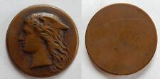 """n°63) Médaille Ancienne """"PONSCARME"""""""