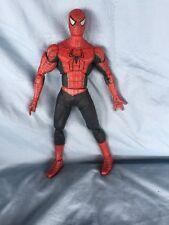 """Spiderman Movie 12"""" Action Figure 2004 Marvel"""