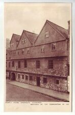 Restored In 1931 Huntly House Canongate Edinburgh Francis Caird Inglis 11 Old PC