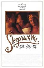 SLEEP WITH ME Movie POSTER 27x40 Craig Sheffer Eric Stoltz Meg Tilly Todd Field