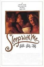 SLEEP WITH ME Movie POSTER 27x40 Craig Sheffer Eric Stoltz Meg Tilly Todd Field