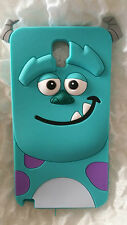 UK-SILICONE CASE MONSTER for Samsung Galaxy NOTE 3 NEO N7505