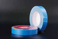 "1"" Gaffer Tape. BLUE. 26 Yard Roll. 3"" Core.  Natural Adhesive. No Residue"