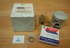 Yamaha YZ125N 55Y-11630-10 PISTON KIT Genuine NEU NOS xs3347