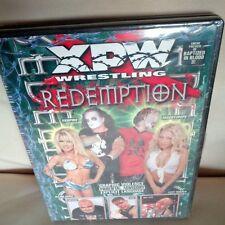 XPW Wrestling Redemption (DVD, 2002)