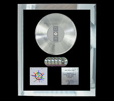 DEPECHE MODE SONGS OF THE UNIVERSE MULTI (GOLD) CD PLATINUM DISC FREE SHIP TO UK