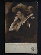 AMELIE BEAURY-SAUREL 1906 SALON POSTCARD