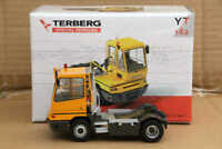 Terberg 1:50 Special Vehicles YT182 Truck Unit Diecast Models Yellow Toys Car