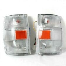 Fit 1999-2006 Isuzu Truck Elf Npr Nqr 450 Gmc Chevrolet Side Corner Lamp Clear