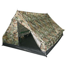 MINI PACK STANDARD TWO MAN TENT CLASSIC HIKING HUNTING CAMPING SHELTER MULTITARN