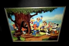 Woody Woodpecker Walter Lantz Cel Woody Greets His Friends Rare Edition Cell