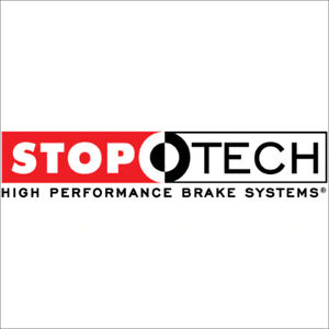 Stop Tech 127.61044L Sport Drilled & Slotted Brake Rotor For 94-04 Mustang NEW