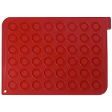 Plaque silicone macarons