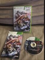 Soul Calibur V 5 (Microsoft Xbox 360, 2012) CIB