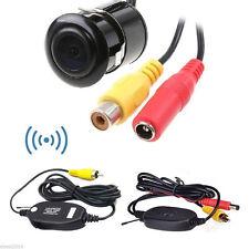 2.4Ghz Wireless Auto Specchietto Retrovisore Parcheggio Camera Video trasmettitore e ricevitore