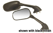 YAMAHA NEW REPLACEMENT BLACK MIRRORS LEFT + RIGHT YZFR1 YZF R1 2002 2003 02 03