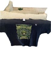High Times Cannabis Cup classic vintage tshirt XL mens