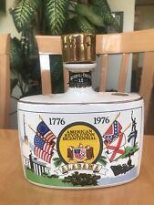 WATERFILL & FRAZIER ALABAMA  American Revolution Bicentennial WHISKEY DECANTER