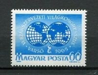 20443) Hungary 1965 MNH New Trade Unions - Unions