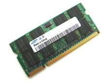 Samsung M470T5663EH3-CF7 2GB 2Rx8 200Pin SODIMM PC2-6400S-666 DDR2 Laptop Memory