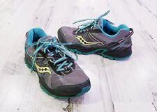 Saucony Grid Excursion TR7 XT 600 Womens Sz 8.5 W Trail Running Training Shoes