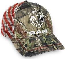 Dodge Ram Mossy Oak Country Americana Cap