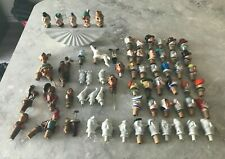 More details for job lot x 67 vintage anri bottle stoppers/pourers  assorted 1850s-1950's m1458