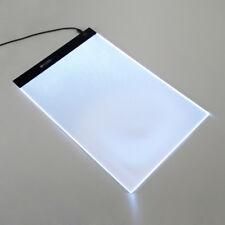 A3 LED Leuchttisch Leuchttablett dimmbar Leuchtpult Leuchtplatte Leuchtrahmen