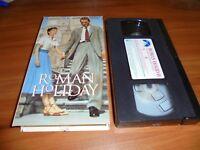 Roman Holiday (VHS, 1998)