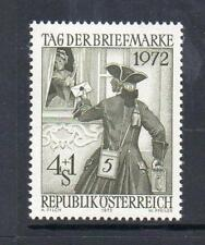 AUSTRIA MNH 1972 SG1650 STAMP DAY