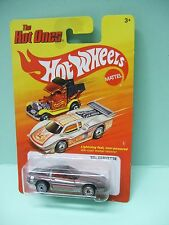 '80 CORVETTE THE HOT ONES HOT WHEELS 1/64 3 inches