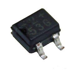 10x SMD Brückengleichrichter MB2S-E3/80  0,5A 200V Gleichrichter von Vishay