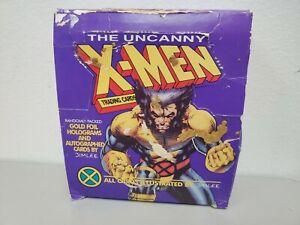 1992 Impel X-Men Series 1 36 Packs