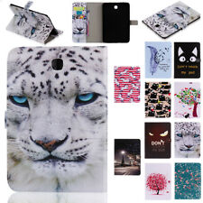 Magnetic Leather Shockproof Wallet Case Cover For Samsung Galaxy Tab S2 8.0 9.7