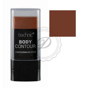 Technic Body Contour Stick - Face Illusion Dark Brown Stick Draw Tone Beauty