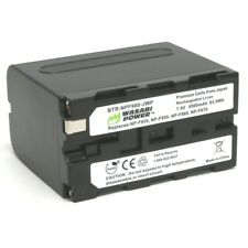 Wasabi Power Battery for Sony NP-F975, NP-F970, NP-F960, NP-F950 (8500mAh, L