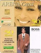 Arenakaart A002-03 50 gulden: Tina Turner