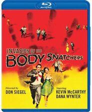 Invasion of the Body Snatchers [New Blu-ray] Black & White