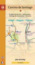 Camino de Santiago Maps - Mapas - Cartes : St. Jean Pied de Port -...