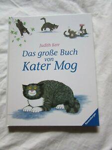 Das große Buch von Kater Mog Ravensburger Judith Kerr 2018 Katze
