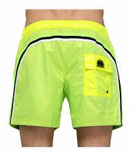 Costume Sundek uomo M504BDP9600 230 asciugatura rapida effetto gloss giallo