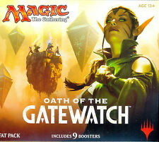MTG MAGIC 1 FAT PACK OATH OF THE GATEWATCH ANGLAIS