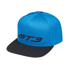 Neuf Véritable Porsche Drivers Sélection GT3 Collection Bleu Baseball Casquette