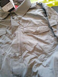 Mens craghoppers shirt large